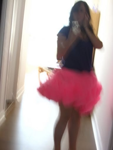 Things that make me happy… My tutu. I really love it. Like, a lot. I plan on keeping it forever and giving it to my daughter one day. Yes.. it's that awesome.   I went to bed at 11pm last night. This is utterly fantastic and probably the first time I graced my bed sheets before 2am in over a week. My sleep was fantastic.  The fall.  O.k, this topic doesn't make me that happy because the cold and I? mortal enemies, BUT I get to wear cute boots, bright scarfs and my Burberry jacket, so fall wins some major points for that.  I just discovered there's another bunny. And although this is terrible for my waistline it's incredibly exciting to know I will be eating mini-eggs at Christmas time.  51 Days until Christmas I signed up for a 10 day free trial at a gym.  My gym stuff is currently sitting on my desk.  I'm going to run like a guinea pig on a treadmill tonight. My blubber is going to fly.  November 11th poppies.  I have downgraded myself from 'fat' to 'chubby' One of my closest guy friends recently moved 4 minutes and 18 seconds away from my condo.  This is very exciting news even though it's the direct result of i) not blogging as much, ii) staying up late, iii) consuming lots beer, iv) spending too much money, BUT it's still on the happy list because he's just that awesome to have close by. One more friend to convince to move down town - you know who you are wuberry, you.  New eye candy at work who luckily sits near the big bowl of Halloween candy, which obvisiouly means I will not be making frequent visits. Oh.My.God what if he sees me stuffing my face… exactly.  Facebook. Oh God, I know it's a sad moment when one admits they greatly look forward to checking fb at the end of the day (it's blocked for me at work), but it's true! I greatly look forward to it on my walk home Facebook Albums. In particular of trolls.  BBM.  It's my life.  Feeling pretty. I feel pretty today - no massive bags under the eyes. Excellent.  Oranges. I just can't get enough.  A date with a boy (next Thursday), something to look forward to.  Got a raise at work! BOOO YEA! And I get my bonus next week, which is oh-so-very-exciting! Avoiding H1N1 like the plague. haha get it? Because it's like the plague (or at least the media reports that) My troll outfit. Seriously, I still smile when I see photos of that night.  Planning a fancy dinner party with my troll partner.  We're hosting it Nov 14th; 3 course full meal for all our friends. Should be good, as neither of us cook.  Lunch dates. Today? My sister and her bf. Phone calls with best friends who live in Boston and love the Yankees.  Morning coffee.  Good days in the stock market. Holla! My portfolio is up 41%.  Life