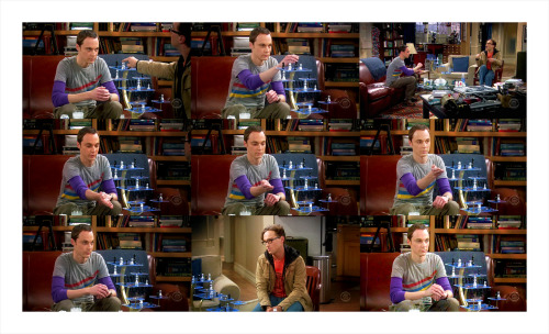 dekolette:fujiidom: Sheldon: Checkmate. Leonard: Aww, again?! Sheldon: Obviously you're not well-suited for three-dimensional chess. Perhaps three-dimensional Candy Land would be more your speed? Leonard: Just reset the board. Sheldon: It must be humbling to suck on so many different levels. The Big Bang Theory, 1x11 - The Pancake Batter Anomaly