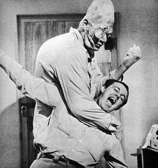 swampthingy:  monsterman:  The Brain That Wouldn't Die (1959)