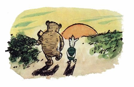 balletintheclouds:  Piglet: How do you spell Love? Pooh: You don't spell it. You feel it.  (via shoutillusion)