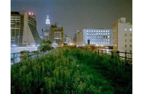 The High Line park, New York via jump2conclusions