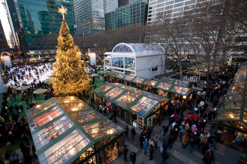 Bryant Park Christmas Market.Bryant Park Blog One Stop Shopping At Bryant Park