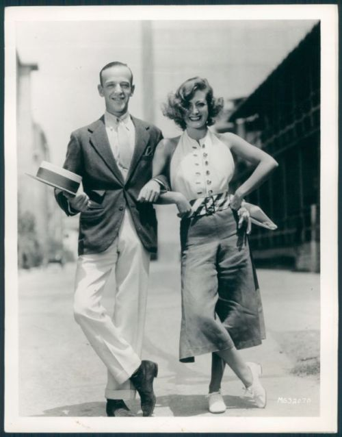 Fred Astaire and Joan Crawford 1933