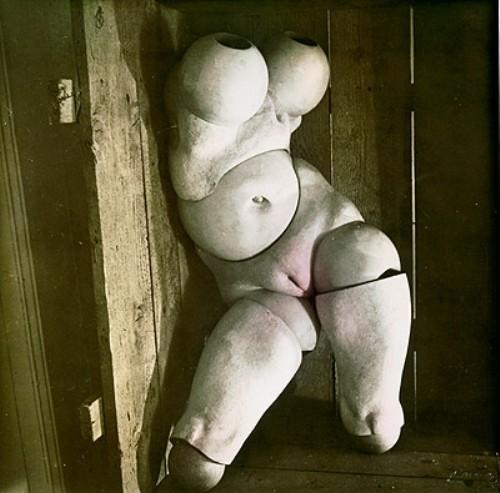 queering:  and one more:Hans Bellmer