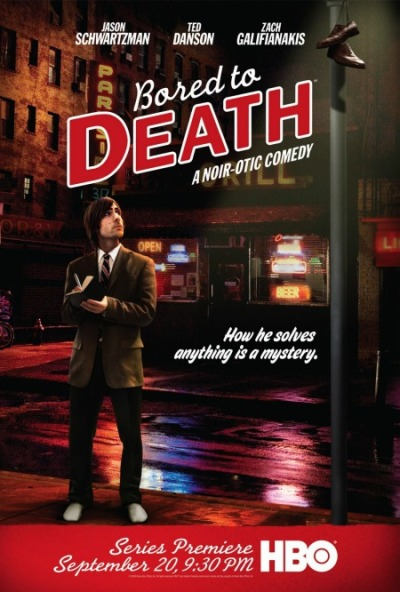 "BORED TO DEATH MEET-UP! Tonight ""Bored To Death"" creator Jonathan Ames is meeting with and treating fans of the show to a drink on him from 9:30 to 10:00 at Sample Bar in Brooklyn.  I'll be there as well as fellow writer Martin Gero and it should be a good time.  Sample bar is located at 152 Smith Street in Brooklyn, right by the Bergen stop on the F/G train.  It's a small, intimate bar and Jonathan's a great guy.  Hope to see y'all there."