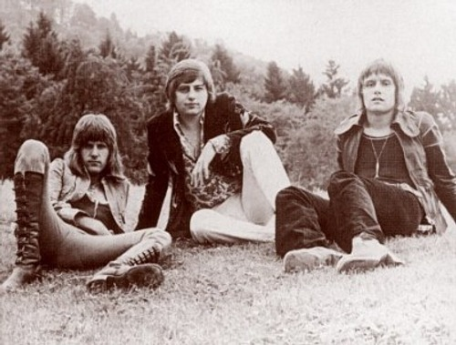 Emerson, Lake and Palmer.