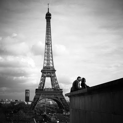 One day, I want to send my parents to Paris so that they can rekindle their love. I don't know if it will really work, but it's worth a shot. (via fuckyeahhlove)