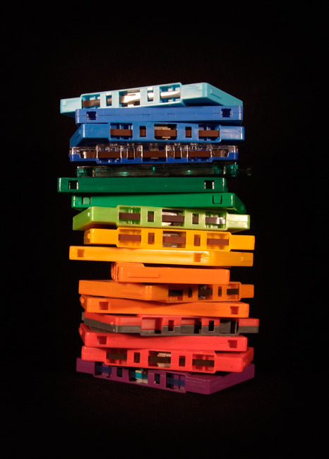 Matt Whitwell, Cassette Rainbow