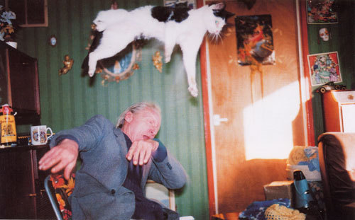 Without even leaving the house – Richard Billingham « Chester Fields