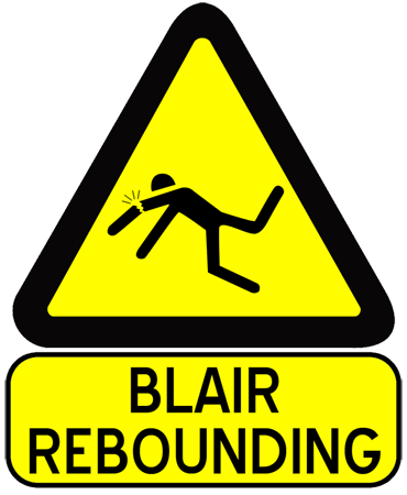 Warning: Blair Rebounding