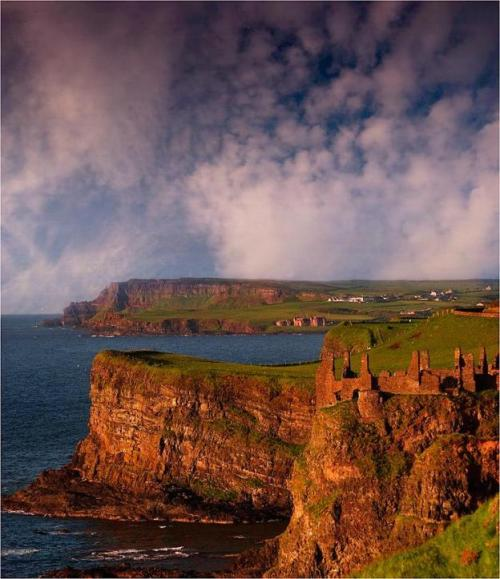 Dunluce Castle - Ireland