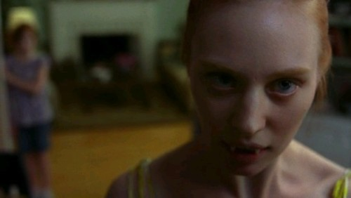 eye-contact:  True Blood