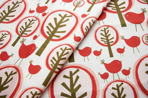 Fab Fabrics: Organic Prints from Baby Bird Designs : Crafting a Green World