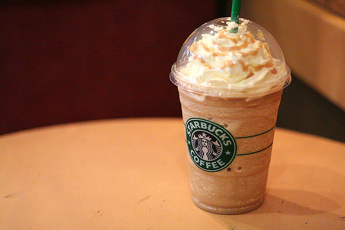 Starbucks Frapp. Enough said. prettyfoods:  (via sugarspun)