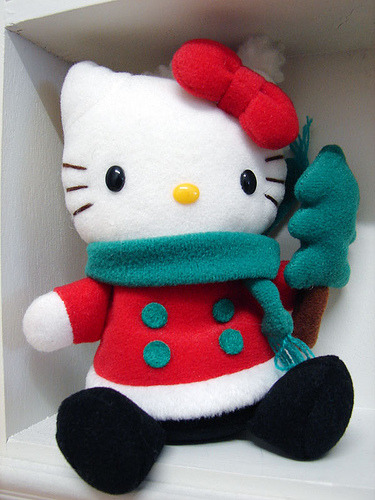 Holiday Hello Kitty