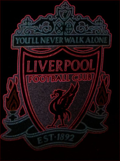 You'll never walk alone.. Go Liverpool..