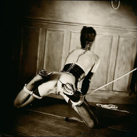 ropebondage:naggisch:simplewishes:erotic tensionphotograph by Gilles Berquet