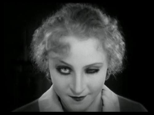 Brigitte Helm in Metropolis (1927, dir. Fritz Lang) The most seductive robot winkin cinema history, out of control,leading troglodyte saps in ridiculous sabotsto near destruction, inciting dinner-suitsto fisticuffs, murder, suicide,laughing as the flames of the witch-pyrelick her to base metal. -Love Letter to Brigitte Helm, Peter Howard