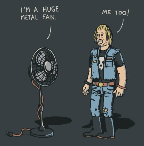 dexae: METAL Fan (kordoba)