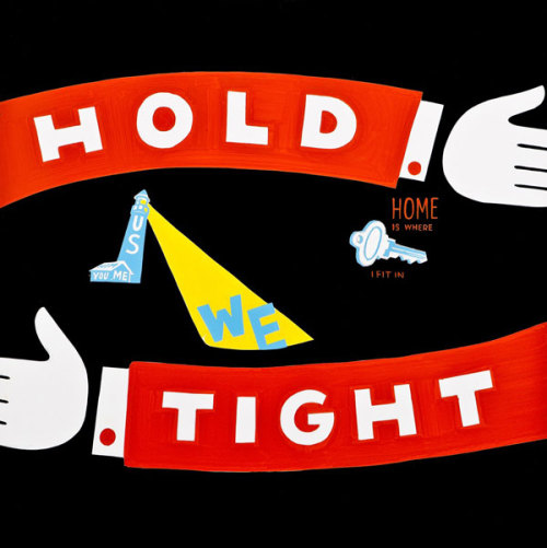 Steve Powers | Hold Tight