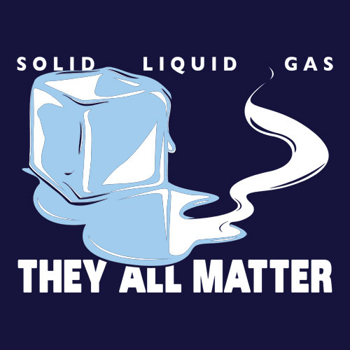 They All Matter available at SnorgTees