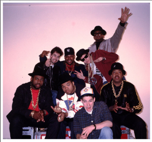 digistim:  Run DMC and The Beastie Boys   …. need I say more ….