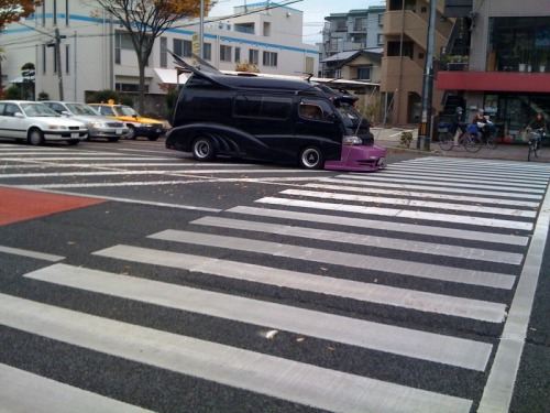 Batmobile FAIL