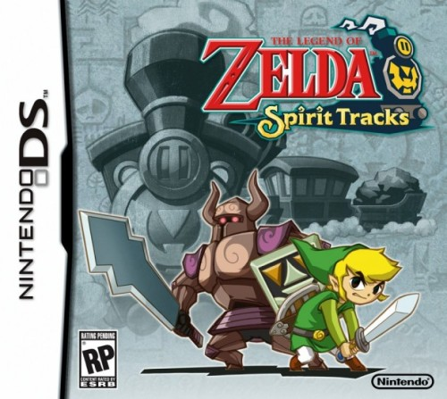 The Legend of Zelda: Spirit Tracks comes out Dec.7, the day after I finish finals. It's probably the best way for me to welcome Winter Break.