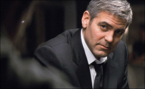 oh yeah. it's none other than…. George Clooney. swoon gals (and guys). swoon.