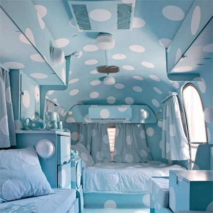 kreestal:  (via murmurs)  Perfect Interior of the Day XXI: The Airstreams Penthouse Park at The Grand Daddy Hotel, Capetown, South Africa And I thought MY interior design standards were obsessive-compulsive.
