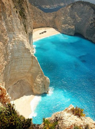 (via t0xika, everythingaboutgreece) Un buen Paraiso