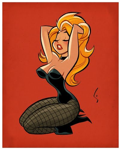 jbacardi:  Black canary by Shane Glines
