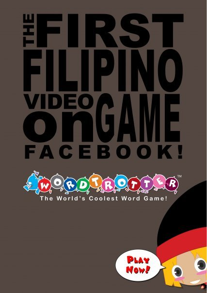 First Filipino Facebook Game
