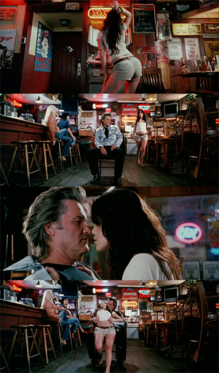 Quentin Tarantino celebration day presents: Death Proof