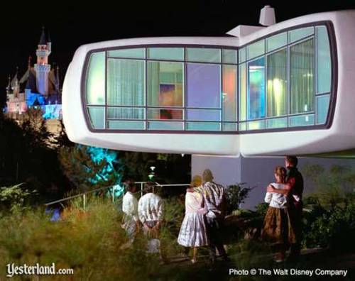 monsanto home of the future …. VINTAGE DISNEYLAND