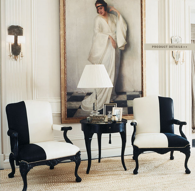 adorablelife:  decorology: Ralph Lauren Home: Yes, No, Maybe So?