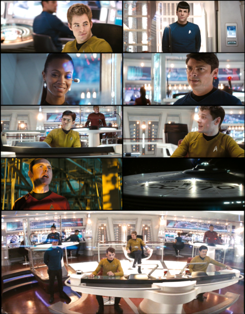 """Space: The final frontier. These are the voyages of the starship Enterprise. Her ongoing mission: To explore strange new worlds, to seek out new life-forms and new civilizations. To boldly go where no one has gone before."""