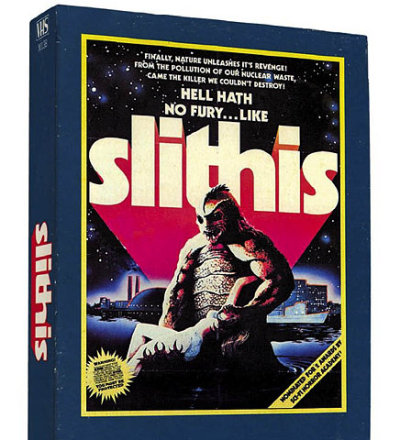 Portable Grindhouse Revels In Vintage VHS Box Art | Underwire | Wired.com