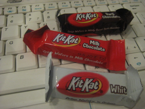 Take a break…have a Kit-Kat!