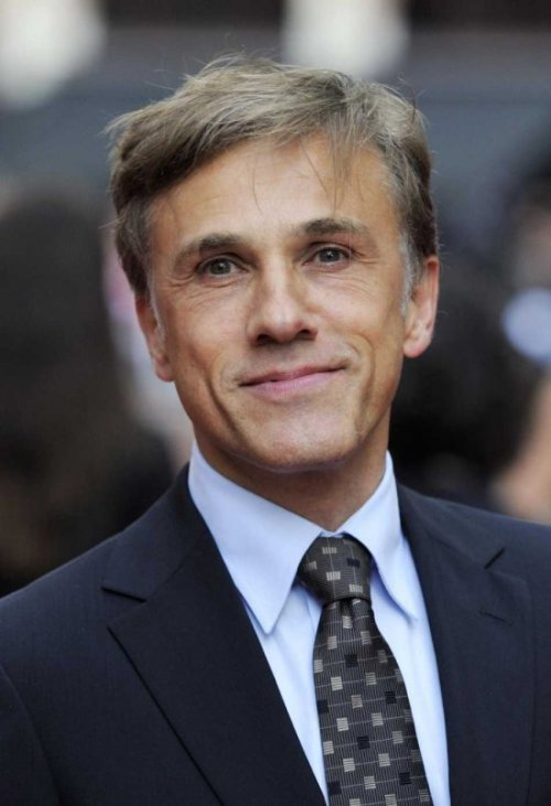 inglouriousbasterds:  whytheyrehot:  Why He's Hot:  Christoph Waltz is the epitome of class. In any scenario, he commands the attention of those around him and don't act like you wouldn't fucking give it to him. Hell, you'd give him a lot more than that but we'll get to that in just a few moments.  His talent is extraordinary, and even in playing the brutal and cruel character of Col. Hans Landa in the film Inglourious Basterds, he exudes charm and commands our admiration immediately. There's a certain sparkle to his eye that doesn't fail to be exciting and captivating all at the same time.  On top of all that, he speaks like forty thousand different languages. If that's not amazing in itself, just think of how he could mumble to you in soft French or perhaps yell at you in a rough, rustic German, if that's what you're into. You'd go looking for ways to get into trouble, don't deny it. His quirky, lop-sided smile is almost too adorable. Almost. But not. He's got dimples that could make your panties drop, not that you'd be complaining, of course.  Have you seen pictures of him from when he was young? Just look at this and this. Now, the man has aged gracefully and beautifully, but don't try to act like you didn't just come all over your fancy leather couch because everyone and their mother knows you did. Oh, and look at this gif. I'm sorry, but I'm not replacing your couch. Good job, there.  {submission}