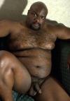 Hot chocolate chubby bear @bearmythologyfetishes