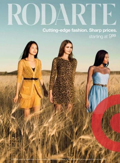 Rodarte for Target, in stores starting December 20th. Will you be buying anything?