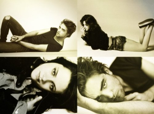 lovingkristen:  the top right of Kristen is one of my favorites. she looks so cute.