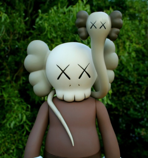 KAWS Companion + Bendy