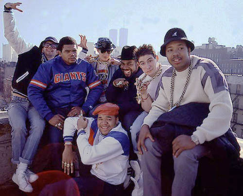 Beastie Boys and Run-DMC