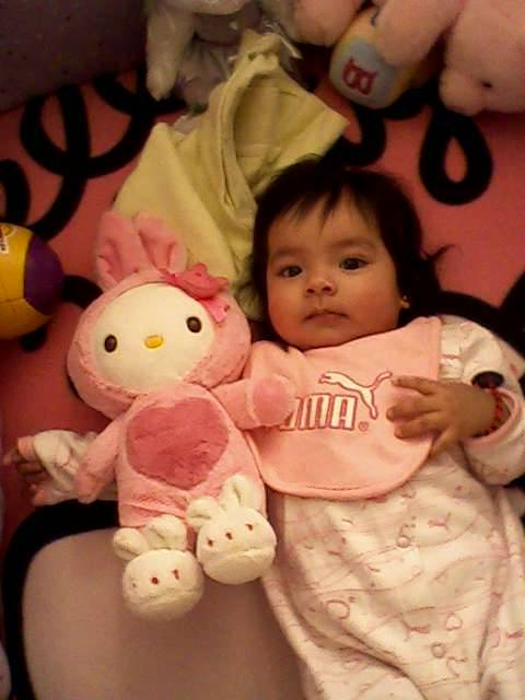 hELLO KIttY pLusH dOll I bOUghT iiT fOr ma daUGHtER