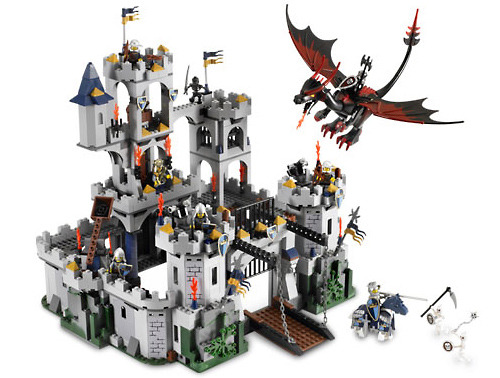 LEGO 7094: King's Castle Siege