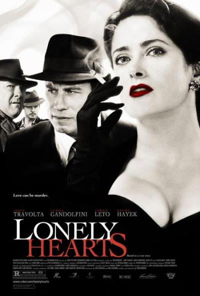 Selma Hayek in Lonely Hearts.