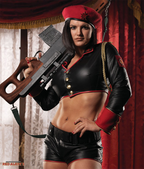 sweetcuties:  Gina Carano