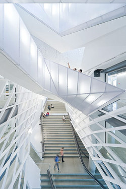 Cooper Union New York | Morphosis (Iwan Baan photography)